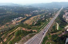 Southeast Asia-Europe road-rail freight route opens to traffic