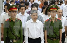 Death sentence to former Ocean Bank Director General Nguyen Xuan Son