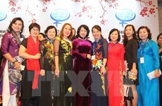Vietnamese women in fascinating start-up culture