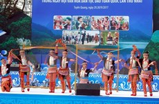 First National Festival of Dao Ethnic Culture kicks off