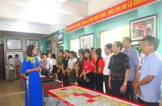 Hoang Sa, Truong Sa exhibition comes to ethnic minority people