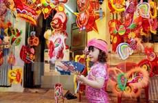 Mid-Autumn fest presents granted to disadvantaged children