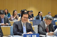 Vietnam elected WIPO General Assembly Chairman