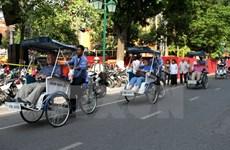 Hanoi hosts 321,000 foreign visitors in September