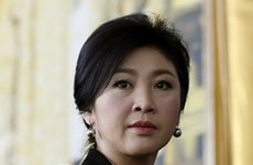 Thai police confirms former PM Yingluck's presence in UK