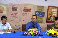 Book about 18th century Vietnam wins award