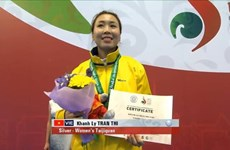 Vietnamese second best in wushu world