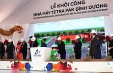 Tetra Pak builds packaging factory in Binh Duong