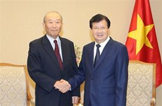 Vietnam makes good use of Japan's ODA: FEC deputy chief