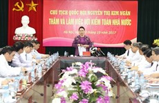 NA leader: State Audit joins fights against corruption and waste