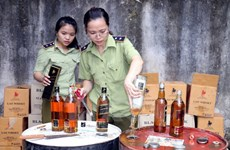 Vietnam, Japan cooperate in countering fake goods