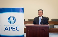 For-APEC parliamentary group launched in US
