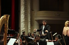 """French conductor to lead """"Night of Serenade Music"""" concert"""