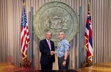 Vietnamese Ambassador to US active in Hawaii