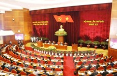 Party Central Committee elects two new members to Secretariat