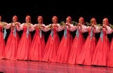 Russian dances, photos come to town