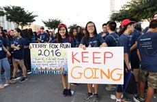 HCM City run to support cancer patients