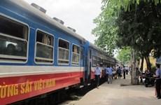 Railways announce extra trains for Tet 2018