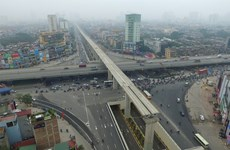 Hanoi resumes delayed projects