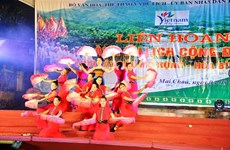 Festival highlights north-western community tourism villages