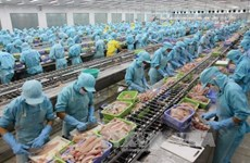 Vietnam yields over 2.6 million tonnes of aquatic products in nine months