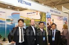 Vietnam represented at int'l travel market in Ukraine