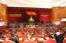 Party Central Committee discusses political system's efficient operation