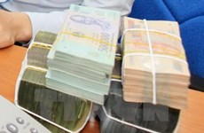 Reference exchange rate revised down further