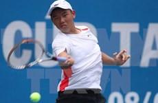 Vietnamese tennis star through to next round in Thailand
