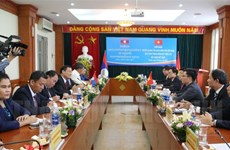 Vietnam, Laos share experience in religious affairs
