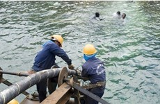 AAG submarine cable encounters trouble again