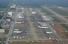 U-Tapao Airport ready to host Air Race 1 World Cup Thailand 2017