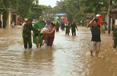 Flood death toll reaches 29 in northern, central regions