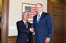 Ambassador: Vietnam welcomes Washington firms