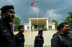 Malaysia halts imports from DPRK