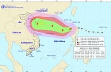 Storm Khanun hits East Sea, urgent actions requested