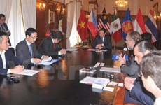 ASEAN bolsters ties with Mexico