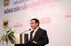Deputy PM affirms farmers' role in changing agriculture