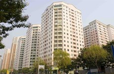 Mid-priced flats in vogue in HCM City