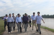 Deputy PM directs flood recovery efforts in Thanh Hoa