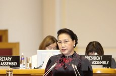 NA Chairwoman begins official visit to Kazakhstan