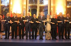 ASEAN marks founding anniversary in Paris