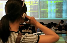 VN-Index down on profit-taking