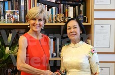 Vietnam hopes to elevate comprehensive partnership with Australia