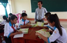 Vietnam promotes ethnic minority language preservation