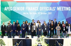 APEC Senior Finance Officials' Meeting opens in Quang Nam