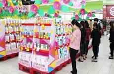 Gift market bursting ahead of Vietnamese Women's Day