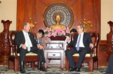 HCM City looks for US cooperation in startups, smart city building