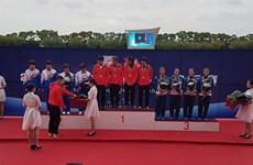 Vietnam win Asian canoe bronze medals