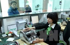 Reference exchange rate goes up by 2 VND